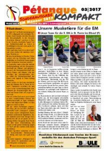 thumbnail of Petanque Kompakt EM Männer 06-2017